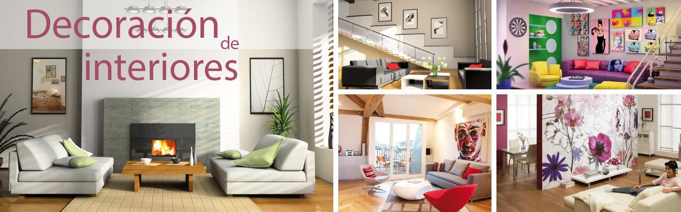 Decoración de interiores Objetos simples de gran efecto, para decorar y personalizar en modo original todos los espacios.